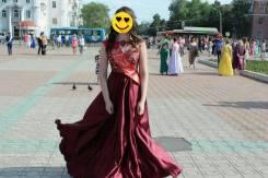 Платья выпускные. 48