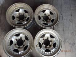 Nissan. 7.0x15, 6x139.70, ET-13, ЦО 106,0мм.