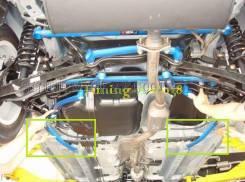 Распорки усилитель рамы Mitsubishi Lancer СY# 2007-2013