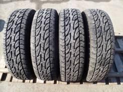 Bridgestone Dueler A/T. Летние, 2014 год, износ: 10%, 4 шт