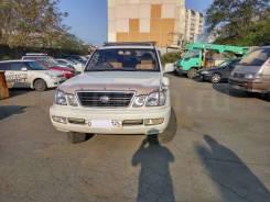 Toyota Land Cruiser Cygnus. автомат, 4wd, 4.7 (235 л.с.), бензин, 214 тыс. км