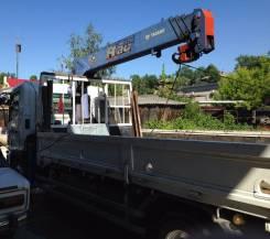 Tadano. Продается грузовик Hino Ranger, 6 700 куб. см., 5 000 кг., 11 м.