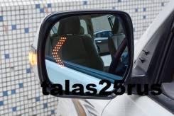 Зеркало заднего вида боковое. Toyota Land Cruiser, GRJ200, J200, URJ200, URJ202, URJ202W, UZJ200, UZJ200W, VDJ200 Toyota Land Cruiser Prado Lexus LX57...