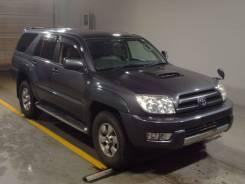 Toyota Hilux Surf. автомат, 4wd, 3.0 (170 л.с.), дизель, 173 000 тыс. км, б/п, нет птс. Под заказ