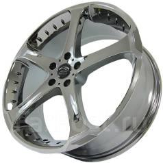 Sakura Wheels R519. 8.0x18, 5x112.00, ET42, ЦО 73,1мм.