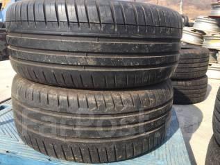 Michelin Pilot Sport 3. Летние, 2013 год, износ: 10%, 2 шт