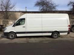Mercedes-Benz Sprinter 316 CDI. Продам грузовой микроавтобус Mersedes-BENZ Sprinter, 2 200 куб. см., 3 места