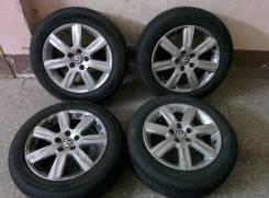 Комплект колёс VW polo sedan. 6.0x15 5x100.00 ET40 ЦО 57,1мм.