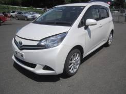 Toyota Ractis. вариатор, 4wd, 1.5 (103 л.с.), бензин, 91 000 тыс. км, б/п. Под заказ