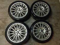 OZ Racing Superturismo GT. 8.0x18, 5x114.30, ET45, ЦО 73,1 мм.