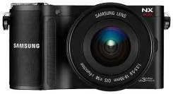 Samsung NX200. 20 и более Мп, зум: 14х и более