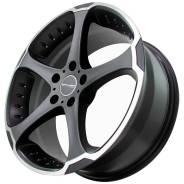 Sakura Wheels R519. 8.0x18, 5x114.30, ET42, ЦО 73,1мм.