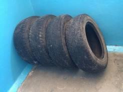 Dunlop Grandtrek ST1. Всесезонные, износ: 20%, 4 шт