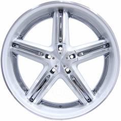 Sakura Wheels Z490. 7.5x18, 5x114.30, ET35, ЦО 73,1мм.