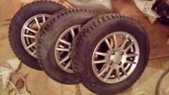 Продам колёса б/у 175/70R13. x13 4x100.00