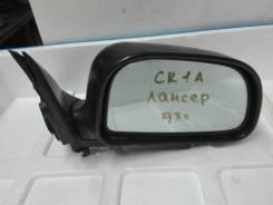 Зеркало заднего вида боковое. Mitsubishi Lancer, CK1A, CM2A, CK2A, CK8A Mitsubishi Mirage, CK8A, CK1A, CM2A, CK2A