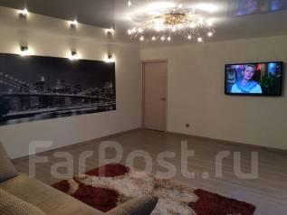 3-комнатная, улица Тухачевского 26. БАМ, агентство, 68 кв.м. Вторая фотография комнаты