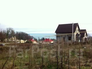 Земельный участок с видом на море. 630 кв.м., собственность, электричество, вода, от агентства недвижимости (посредник)