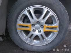 Обмен колесами с 16' на 17'. x16 5x100.00 ET-35. Под заказ