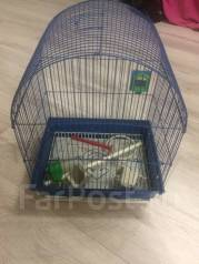 Продам клетку для попугая!