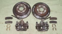 Ремкомплект суппорта. Subaru Forester, SF9, SF6, SF5