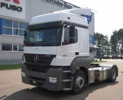 Mercedes-Benz Axor. Тягач Mercedes-Benz Actros 3 2641 LS, 12 000 куб. см., 16 500 кг.