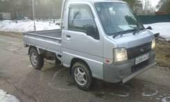 Subaru Sambar Truck. Мини грузовик, 700 куб. см., 850 кг.