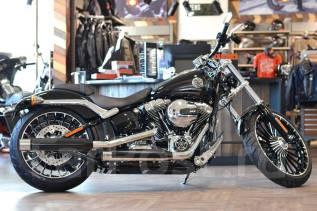 Harley-Davidson Breakout FXSB. 1 690 куб. см., исправен, птс, без пробега