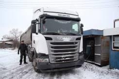 Scania G. 440, 13 000 куб. см., 40 000 кг.