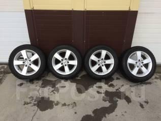 Комплект зимних колёс. 6.5x16 5x114.30 ET45 ЦО 64,1мм.