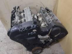 Двигатель в сборе. Peugeot 406