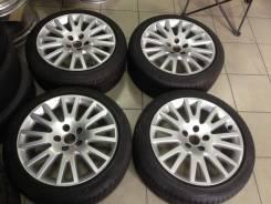 Audi. 7.5x17, 5x112.00, ET45, ЦО 57,0мм.