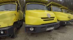 Tatra T163. Tatra jamal T 163-380SK4 6х6, 12 677 куб. см., 19 200 кг.