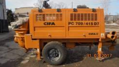 Cifa PC 709. Продается Бетононасос CIFA PC 709/415 D7