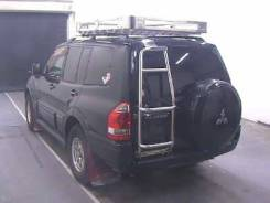 Чехол для запасного колеса. Mitsubishi Pajero, V73W, V75W, V78W