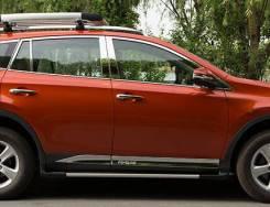 Накладка на дверь. Toyota XA Toyota RAV4, ZSA44L, XA40, ALA49L, ZSA42, ASA42W, ZSA44, ASA42, QEA42, ZSA42L, ALA49, ASA44, ASA44L Двигатели: 2ARFE, 3ZR...