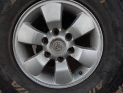 Toyota. x16, 6x139.70, ET30, ЦО 108,0мм.