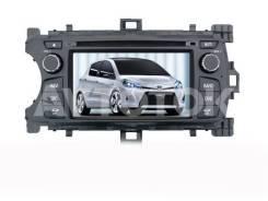 Штатная магнитола Toyota Yaris/VITZ New CA-A146