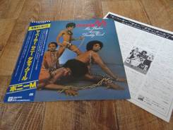 "Boney M - ""Love for sale ""(1977), made in Japan"