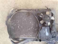 Радиатор охлаждения двигателя. Toyota Crown, JZS171, JZS171W Двигатели: 1JZGE, 1JZGTE