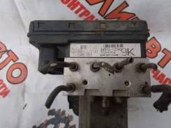 Блок abs. Toyota Allex, ZZE123 Двигатель 2ZZGE