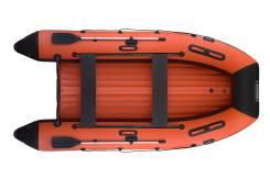 Rusboat Афалина 390 AFL. Год: 2017 год, длина 3,90м., двигатель подвесной, 25,00л.с., бензин