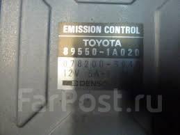 Блок управления двс. Toyota Sprinter, AE91