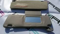 Кронштейн козырька солнцезащитного. Toyota Hilux Surf, RZN185W, RZN185
