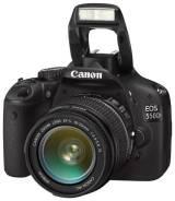 Canon EOS 550D Kit. 15 - 19.9 Мп, зум: 10х