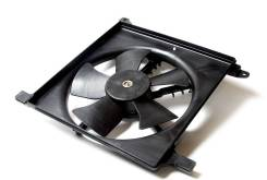 Вентилятор охлаждения радиатора. Daewoo Nexia