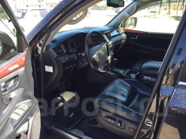 Lexus LX570. 201, 3UR