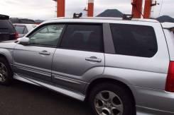 Кронштейн двери багажника. Subaru Forester, SG5