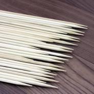 Бамбуковые шпажки 40x0,4 см (палочки для спиральных чипсов)