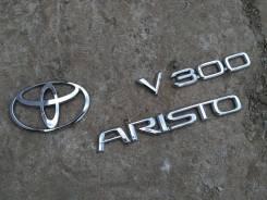 Эмблема. Toyota Aristo, JZS161, JZS160